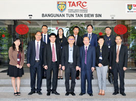 TAR UC Welcomes Collaboration Possibilities with GXNUN - StudyMalaysia.com
