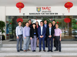 TAR UC Signs MoU with Huawei Service (Hong Kong) CO., Ltd - StudyMalaysia.com
